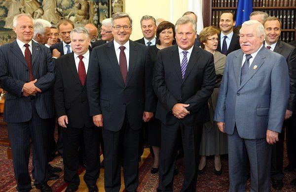 Apel byłych prezydentów do rządu