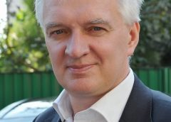 Gowin: Ja wymyśliłem kandydaturę Jacka Saryusz-Wolskiego