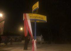 Ulica Jadwigi Kaczyńskiej otwarta w Starachowicach