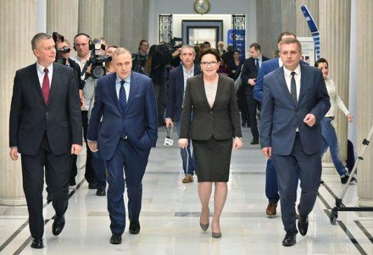 Schetyna jest kandydatem na premiera