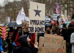 One day without us: protesty imigrantów w Wielkiej Brytanii