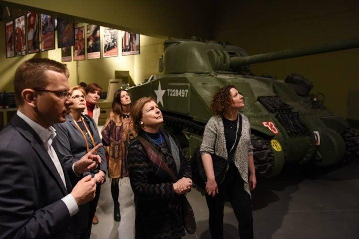 Otwarto Muzeum II Wojny Światowej