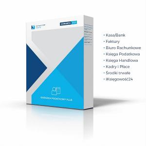Pakiet Comarch ERP Optima Doradca Podatkowy PLUS