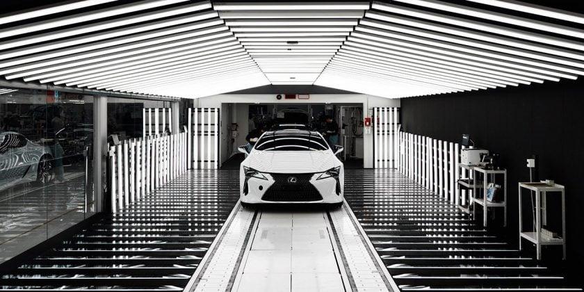 Technologia XXI wieku – niezwykła fabryka Lexusa