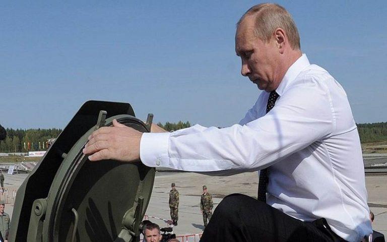 Ile Rosja zarobiła na eksporcie broni? Odpowiada dziennik Kommersant