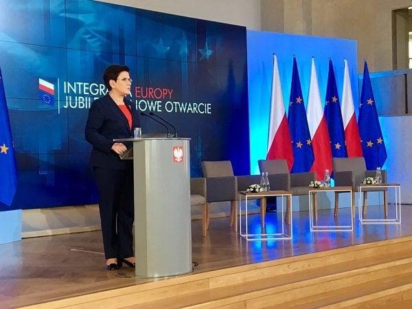 Premier: Bez zasad nie da się zbudować silnej UE