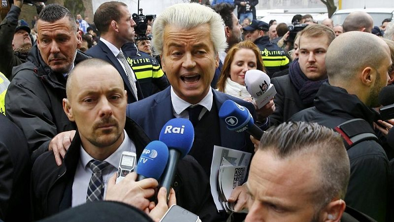 Co się stało z liberalną Holandią? Czy w wyborach zwycięży eurosceptyk?
