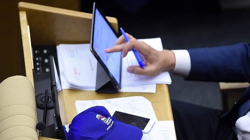 Kontrola polityków w sieci. Jedna Rosja sprawdzi, co publikują jej członkowie