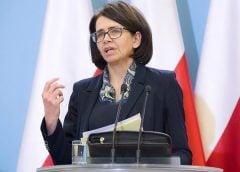 Rzeczniczka PiS atakuje minister Streżyńską